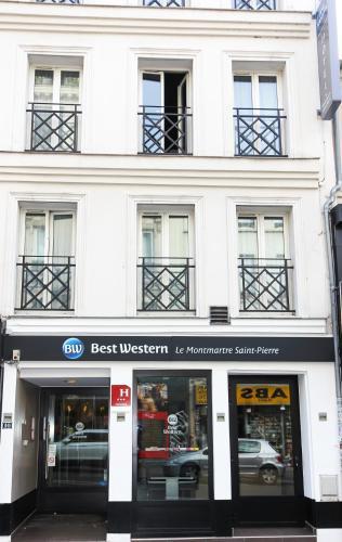Best Western Le Montmartre – Saint Pierre photo 29