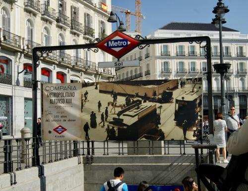 Fotos de quarto de OH Madrid Sol