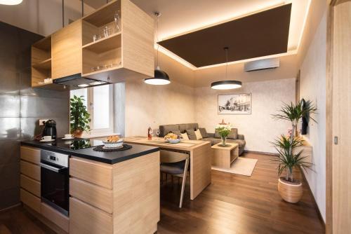 . Luxury Apartments Centre of Opatija