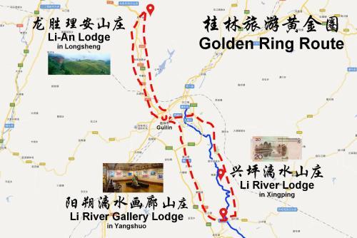 Xingping Li River Lodge