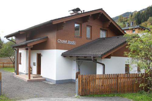 Chalet Badia Zell am See