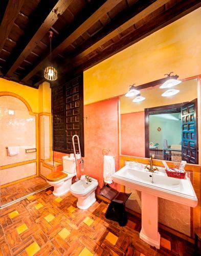 Deluxe Familienzimmer Palacio de Mariana Pineda 30