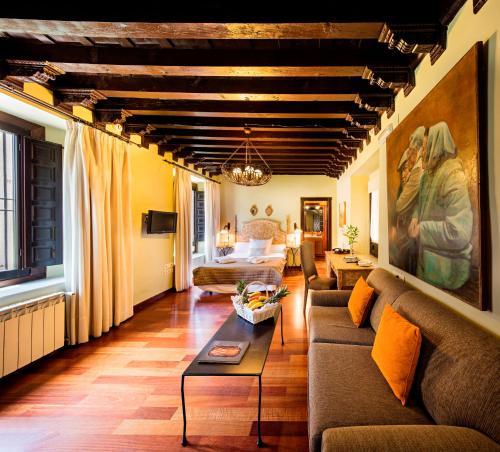 Deluxe Familienzimmer Palacio de Mariana Pineda 43