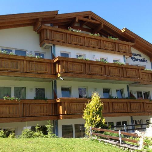 Aparthotels Berwang (Landhaus Cornelia) - Apartment - Berwang
