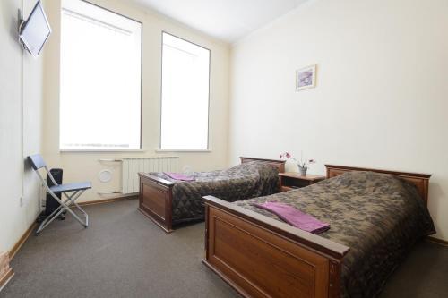 SuperHostel Nevsky Prospekt 95 Zweibettzimmer