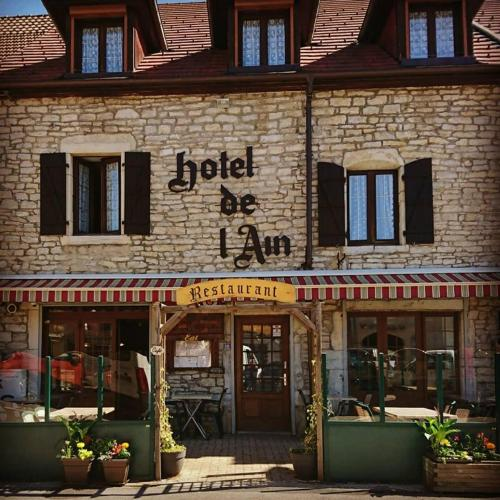 . hotel de l'ain