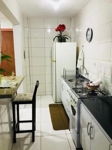 Apartamento em Foz do Iguaçu (Photo from Booking.com)