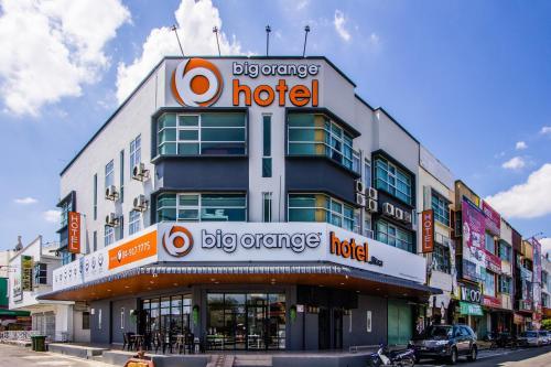 Big Orange Hotel, Jitra