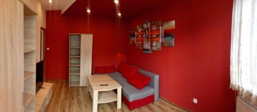 . Apartament Lux Wieża - Wałbrzych Centrum