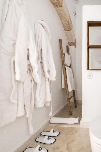 Suite Deluxe con terraza - Uso individual S'Hotelet d'es Born - Suites & SPA 29