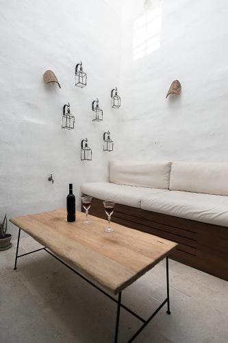 Suite Deluxe con terraza - Uso individual S'Hotelet d'es Born - Suites & SPA 32