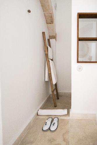 Suite Deluxe con terraza - Uso individual S'Hotelet d'es Born - Suites & SPA 33