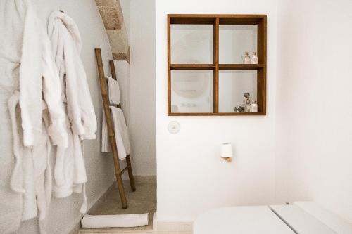 Suite Deluxe con terraza - Uso individual S'Hotelet d'es Born - Suites & SPA 31