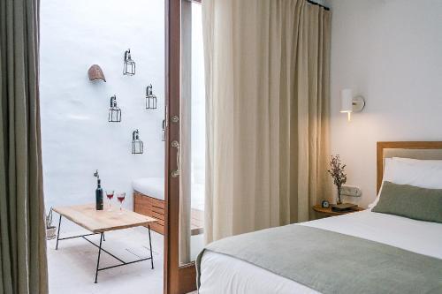 Suite Deluxe con terraza - Uso individual S'Hotelet d'es Born - Suites & SPA 24