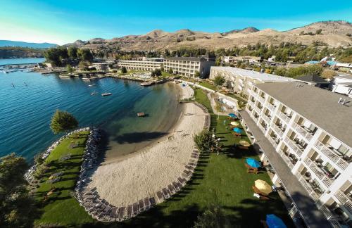 . Campbell's Resort on Lake Chelan