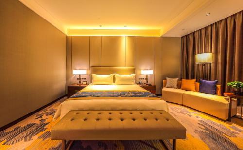 Maanshan Golden Eagle Summit Hotel, Ma'anshan