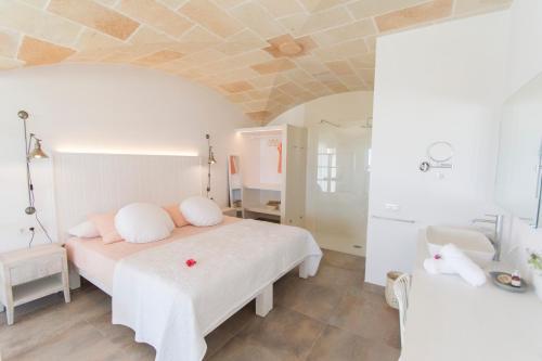 Habitación Doble Superior con terraza - 1 o 2 camas Agroturismo Son Vives Menorca - Adults Only 5