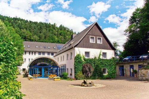 . Hotel garni Grundmühle