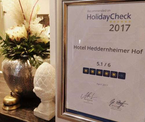 Hotel Heddernheimer Hof photo 22