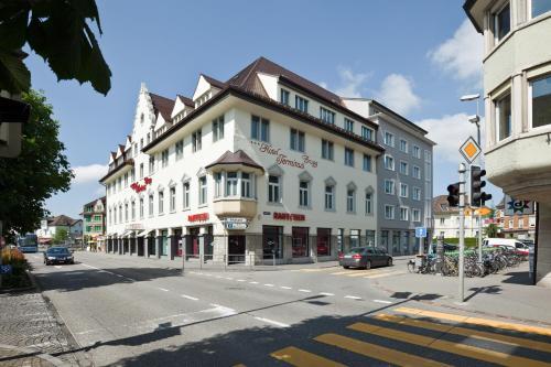 . Hotel Terminus Brugg