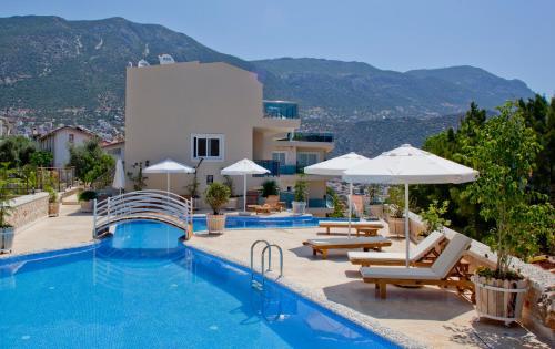 Kalkan Asfiya Retreat - Apartment Topaz how to get