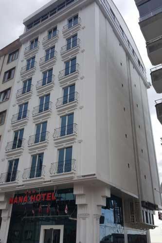 Hopa Nana Hotel contact