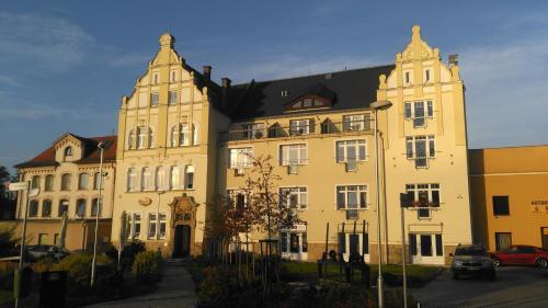 . Czech Switzerland Castle Apartments