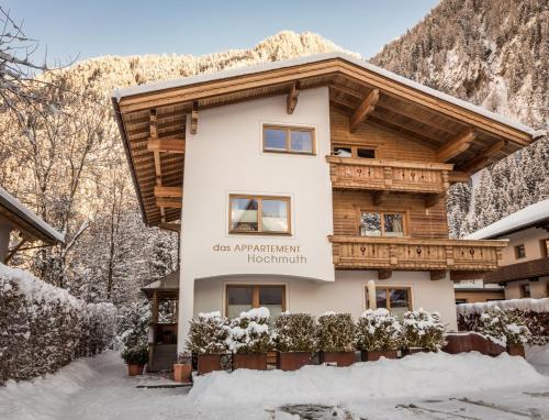Alpen Appartements Hochmuth Mayrhofen