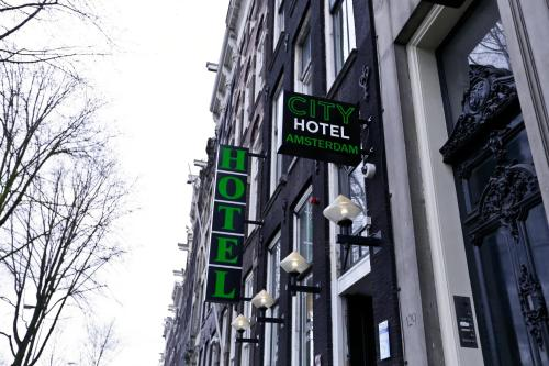 City Hotel Amsterdam photo 16