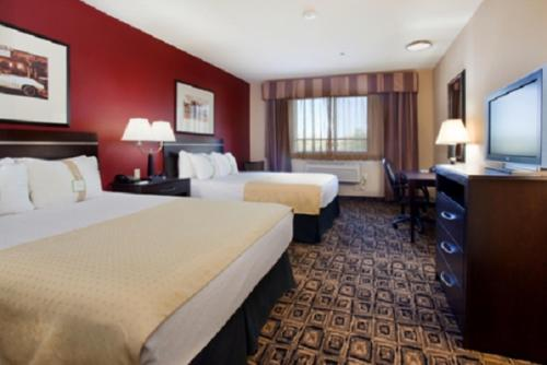Holiday Inn Express Hotel And Suites Duncan - Duncan, OK 73533