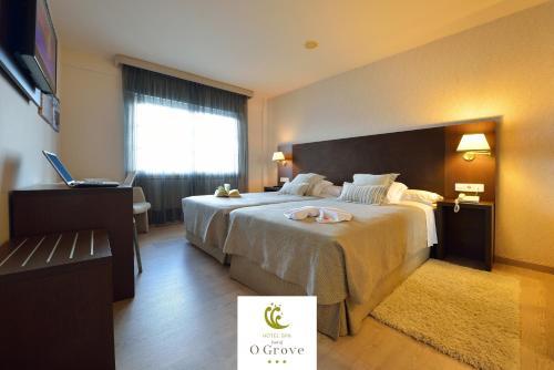 . Hotel Spa Norat O Grove 3* Superior
