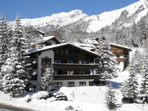 Appartements Kohlereck St. Anton am Arlberg