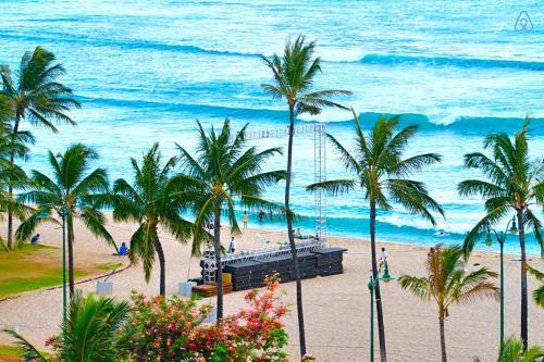 The Happiest Space - Waikiki Grand - Honolulu, HI 96815