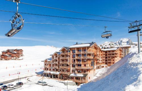 Plagne Villages Hotels