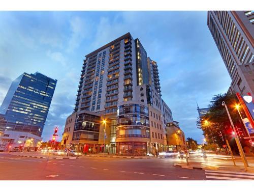Afribode Icon Apartments Улучшенные апартаменты - Icon 509