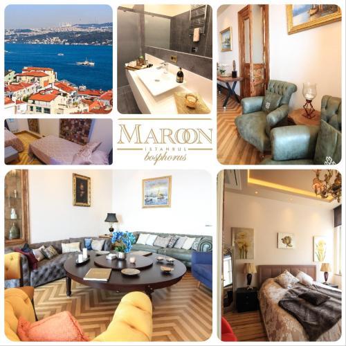 Istanbul Maroon Residence online rezervasyon