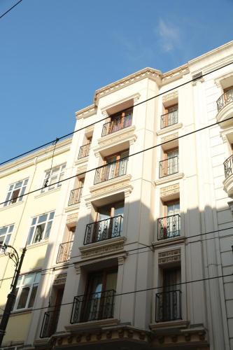 Istanbul Hotel Black Pearl odalar