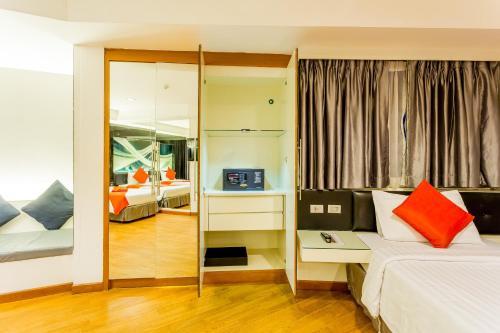 Nova Platinum Hotel værelse billeder