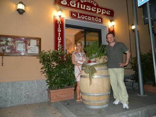 . Osteria San Giuseppe