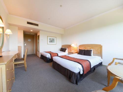 Forest Inn Showakan room photos