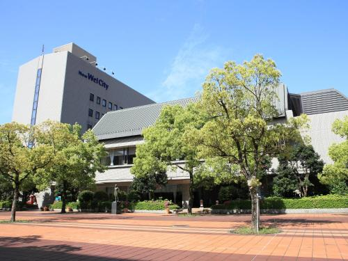 宮崎駿新威城市 New Wel City Miyazaki