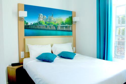 Hotel De Paris - Hôtel - Boulogne-Billancourt