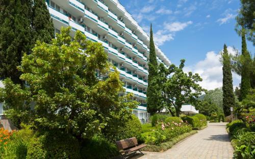 Znanie Health Resort, Khosta, Russia