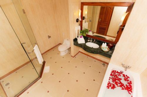 Angkor Paradise Hotel foto della camera