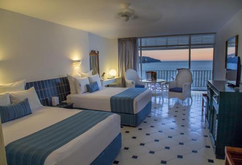 Hotel Elcano rom bilder