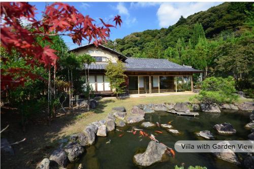 Aoi Philosophers Path Villa - Accommodation - Kyōto