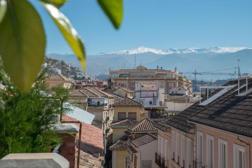 Hotel-overnachting met je hond in Navas Suites - Granada - Granada Centrum