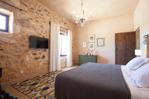 Habitación Doble Superior Finca Gomera - Luxury Country House - 10