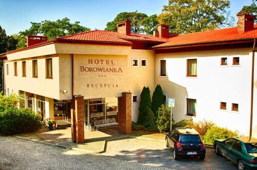 . Hotel Borowianka