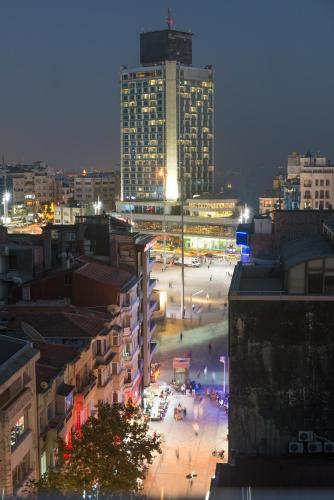 Istanbul Seminal Hotel Taksim tek gece fiyat
